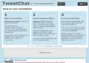 tweetchat page 300x212 Re plug: 5 Twitter Tools to Increase Productivity