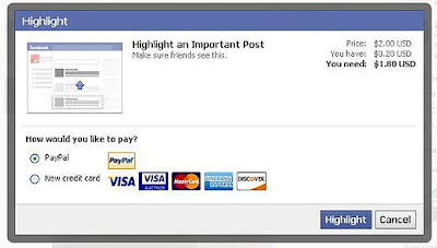 Facebook Hightlight1 Is Facebook Greedy??