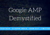 google amp demystified