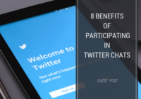 benefits of participating in twitter chat